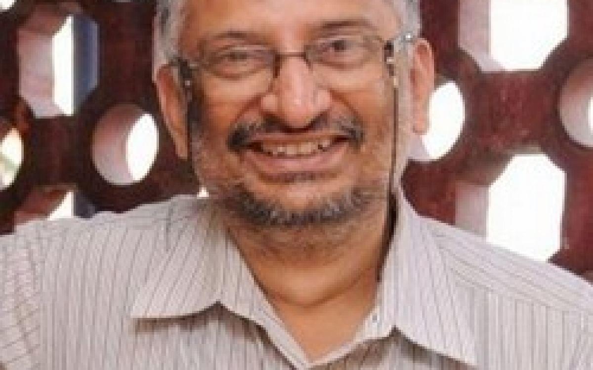 Senior scientist Venkateswaran