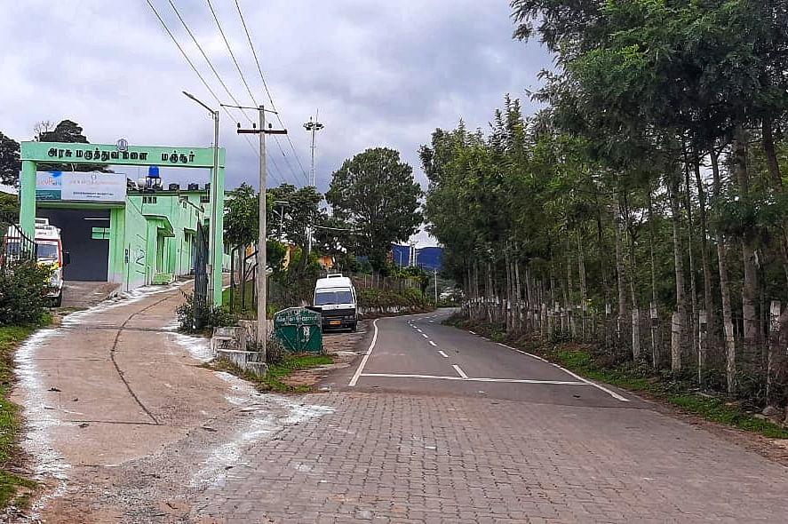 நீலகிரி - மஞ்சூர் அரசு மருத்துவமனை