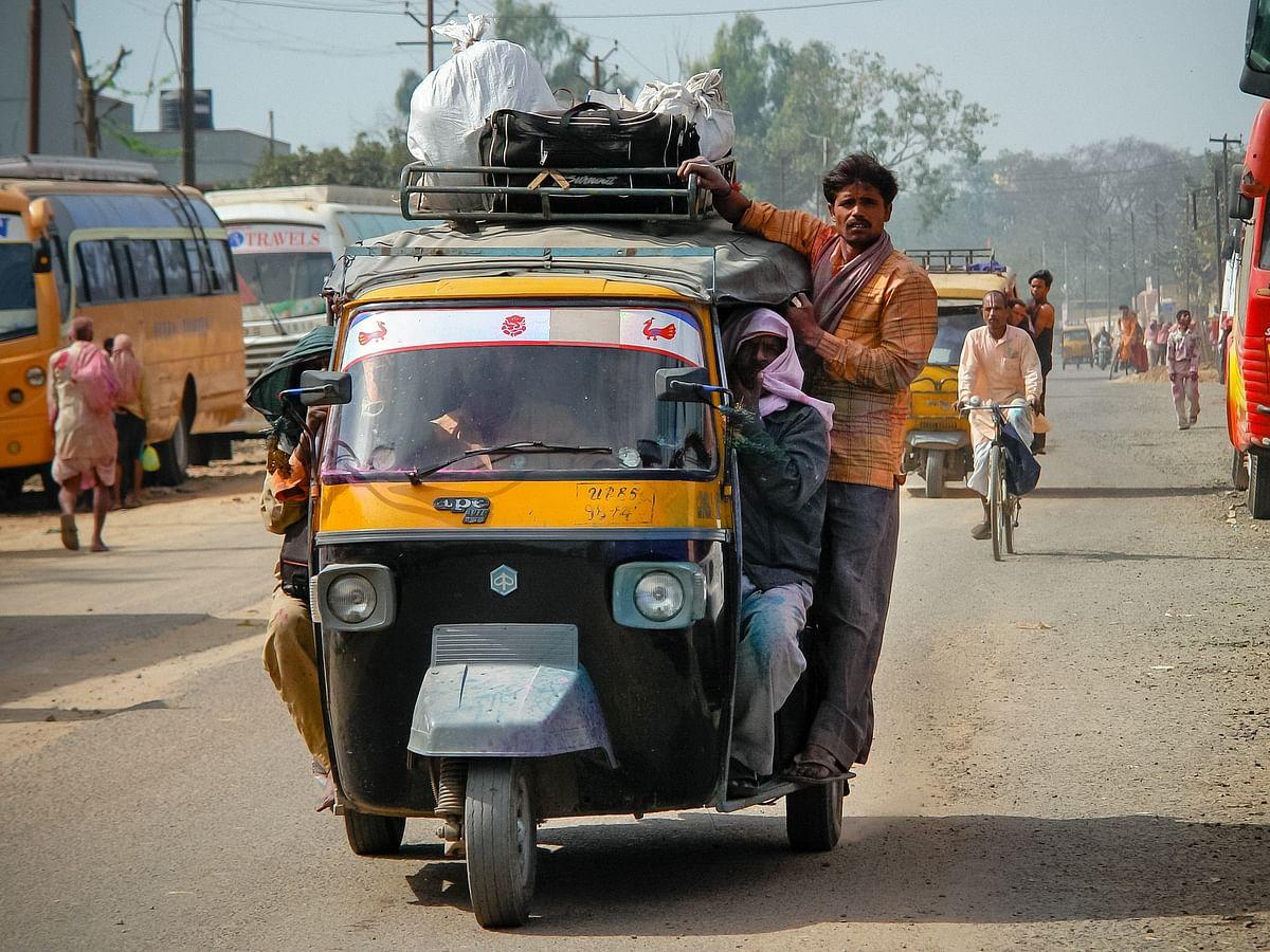 இந்தியாவில் வலிமையான பிளாஸ்டிக் சாலைகள்! -  முன்னோடியாகத் திகழும் தமிழகம் #MyVikatan