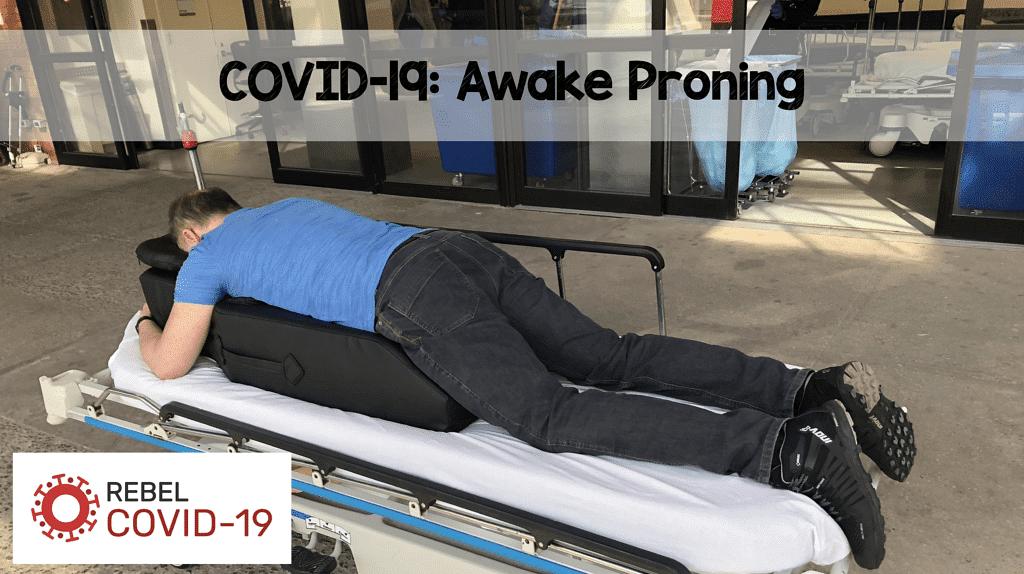 awake proning