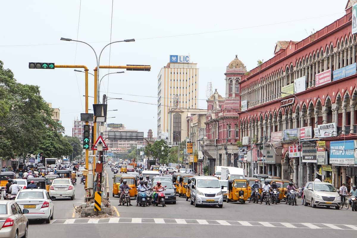 சென்னை ஊரடங்கு