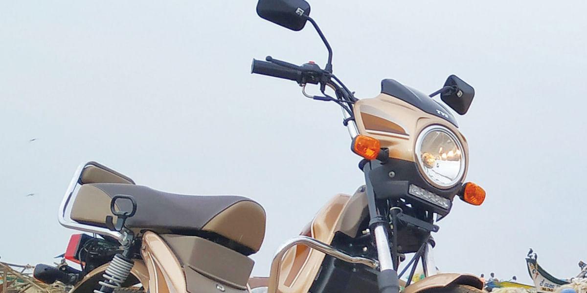 டிவிஎஸ் XL100 கம்ஃபர்ட் BS-6