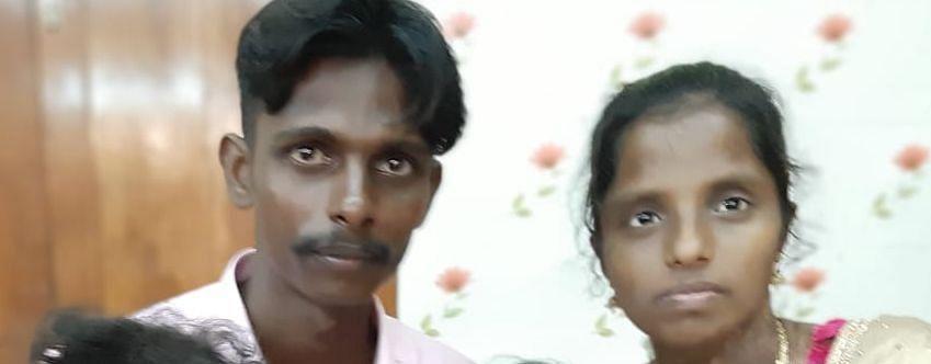 பாலாஜி, புவனேஸ்வரி