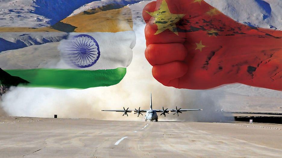 இந்தியா - சீனா
