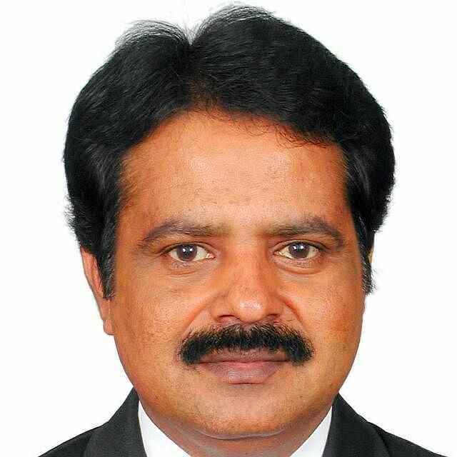 Homeopathy practitioner Gnanasambandam
