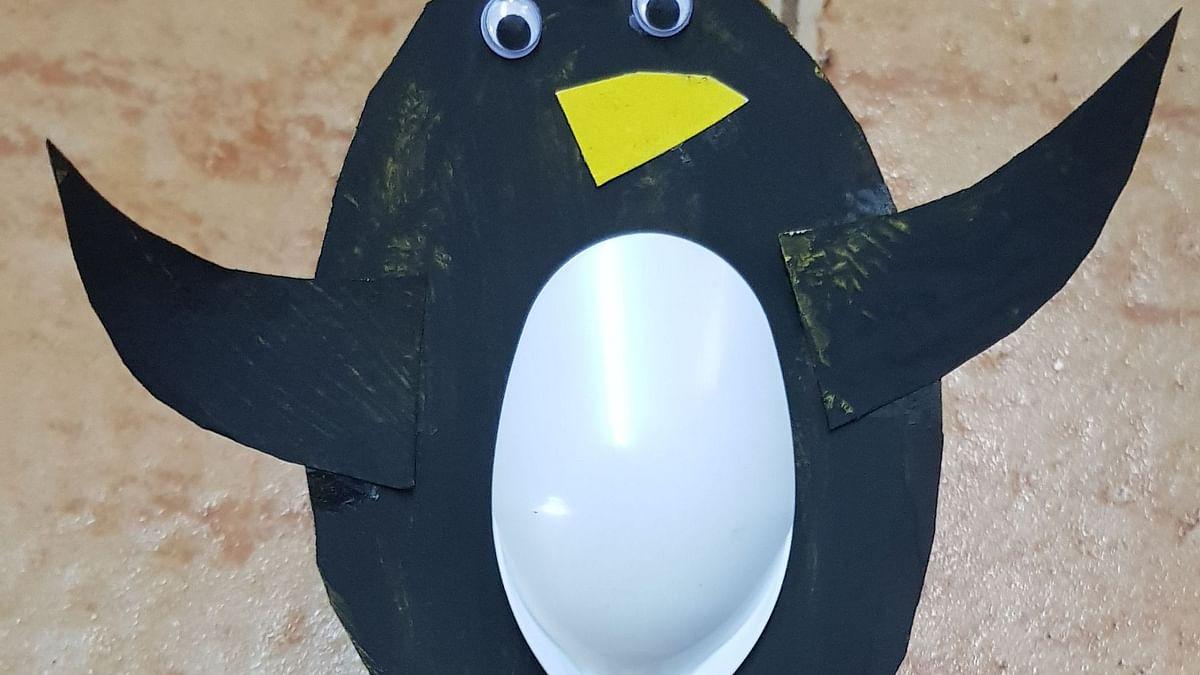 Spoon Penguin