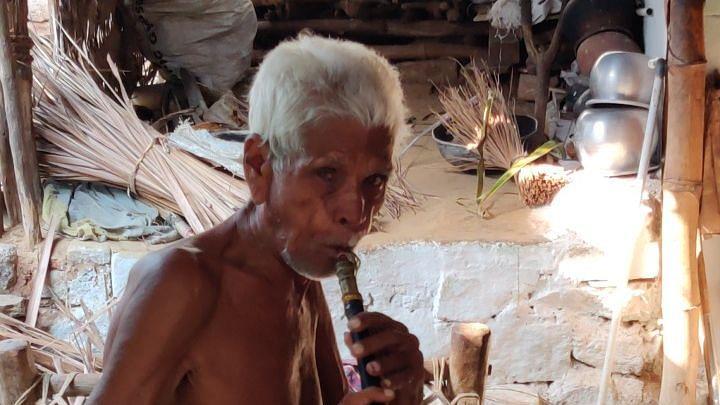 நாட்டுப்புற கலைஞர் செல்லம் ஐயா