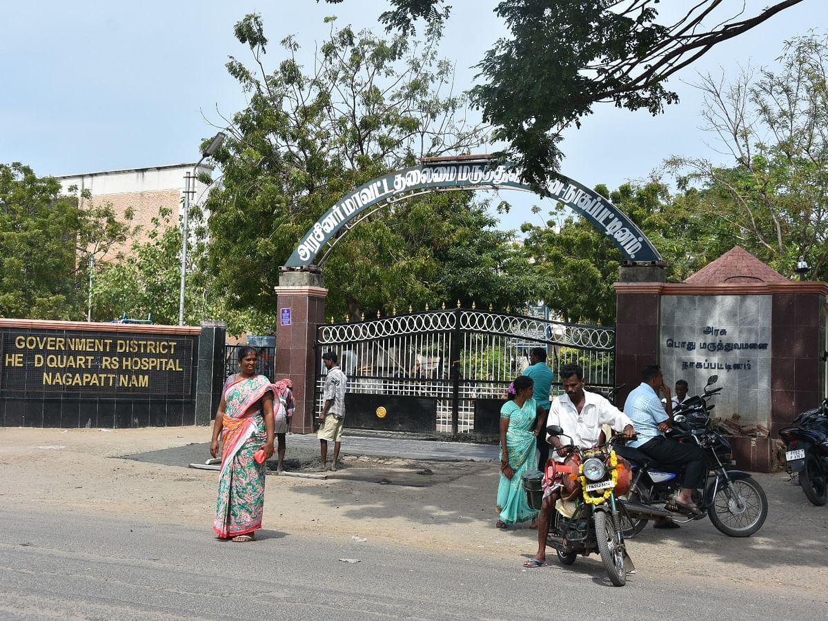 கொரோனா: `அரசு ஊழியர்கள் 17 பேருக்குத் தொற்று!' -நாகையில் அதிர்ச்சி