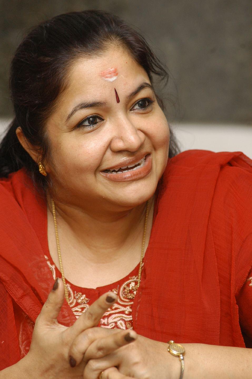 'சின்னக்குயில்' சித்ரா