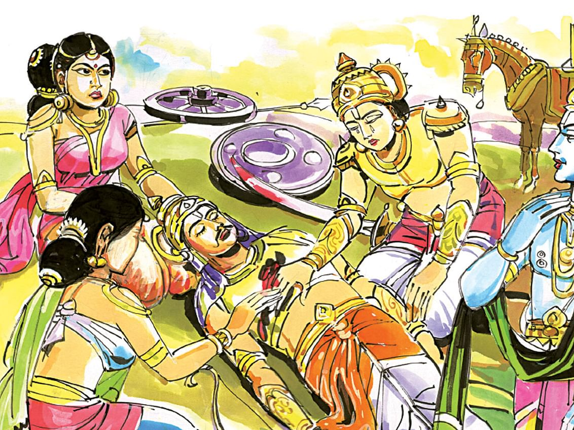 மகாபாரதக் கதை