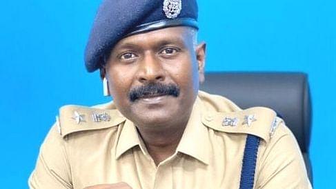 எஸ்.பி விஜயகுமார்