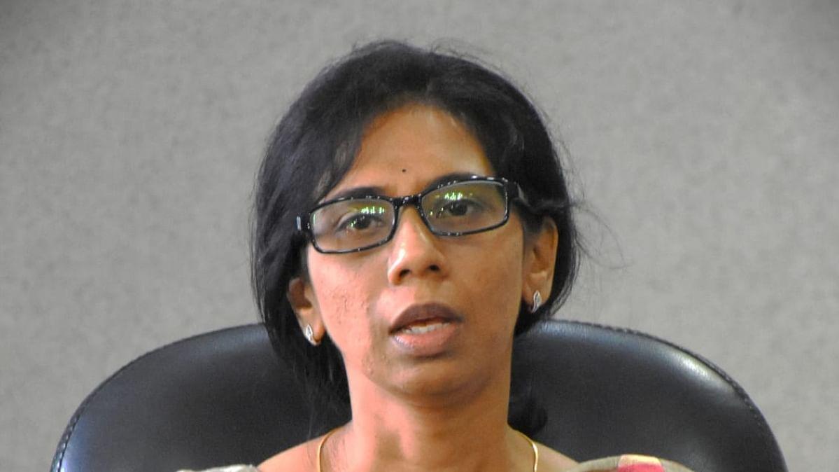 மாவட்ட ஆட்சியர் உமா மகேஸ்வரி