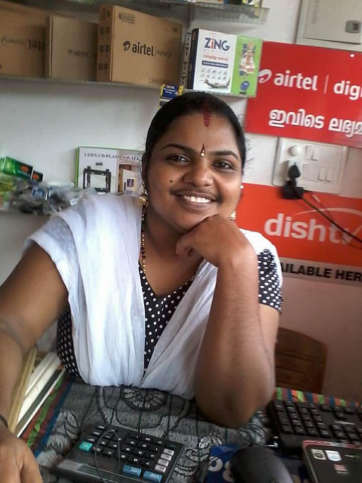மீசைக்காரி ஷைஜா
