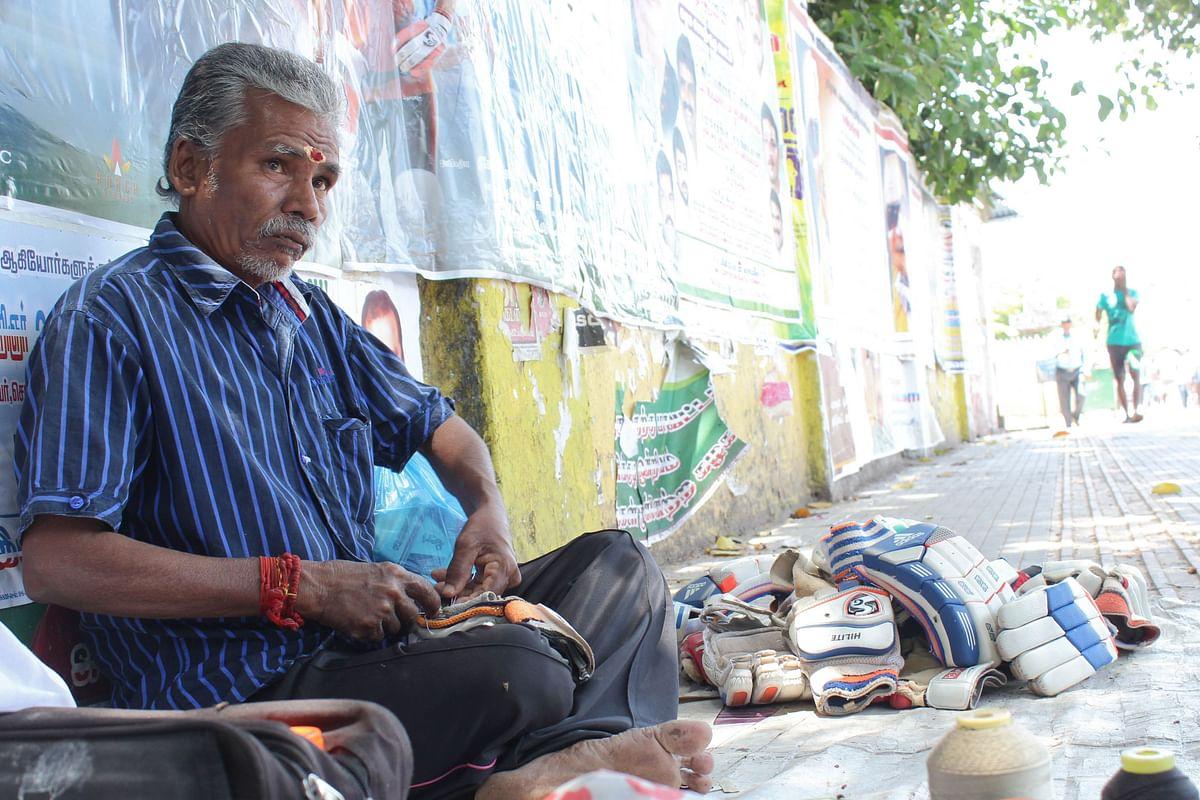 சென்னை காப்லர் தாத்தா பாஸ்கரன்