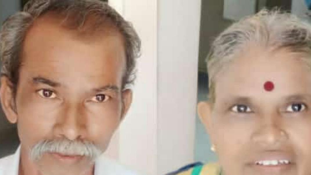 தற்கொலை   செய்த குணசேகர், செல்வி