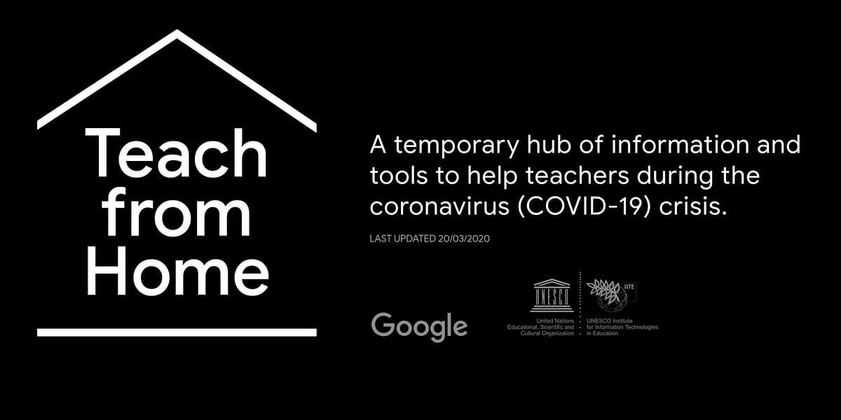 Teach from Home | Google
