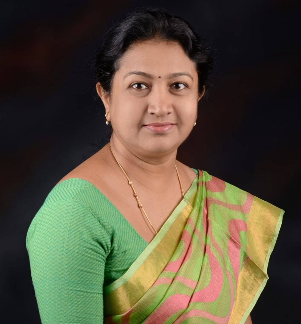 Infectious Disease Expert Dr.Chitra
