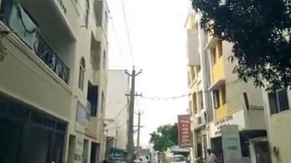 சம்பவம் நடைபெற்ற இடம்