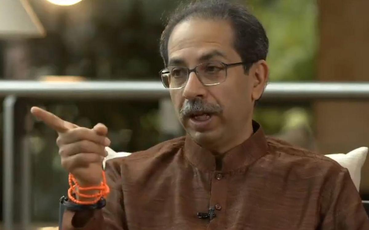 மகாராஷ்டிரா: `மக்களின் கஷ்டத்தைப் பார்த்துக்கொண்டு இருக்க, நான் ட்ரம்ப் அல்ல!' - தாக்கரே