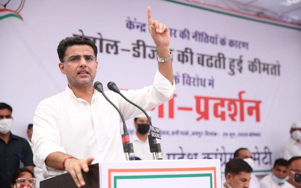 பா.ஜ.க-வின் அதிகாரப் பசி… காங்கிரஸ் சீனியர்களின் பதவி ருசி! #RajasthanPolitics