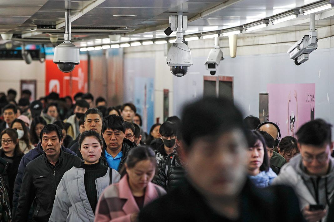 Extensive Monitoring in China
