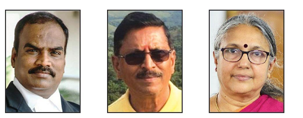 ரமேஷ் - பகவான் சிங் - வாசுகி