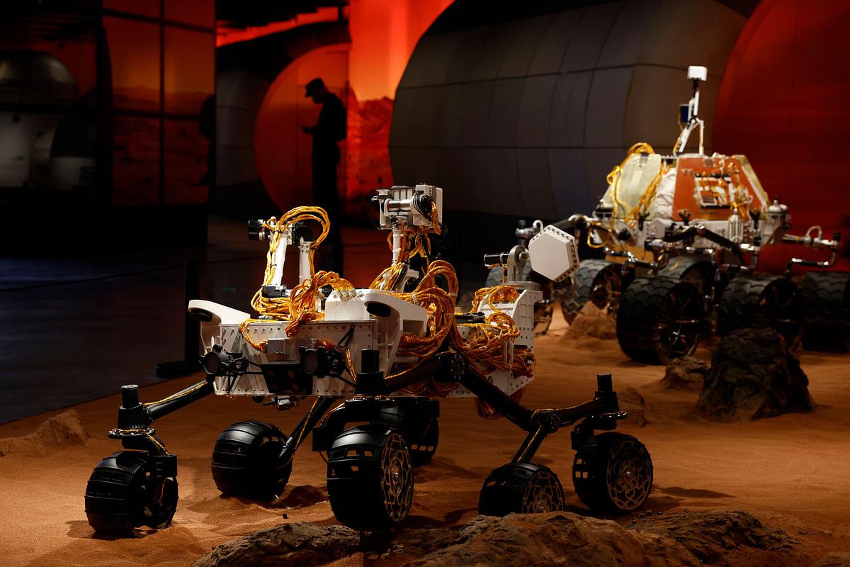 China's mars mission