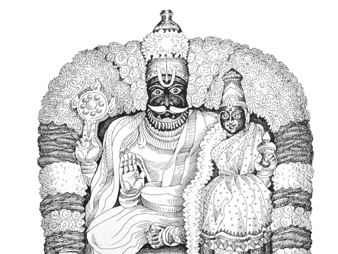 அபயம் அருள்வார் பரிக்கல் நரசிம்மர்!