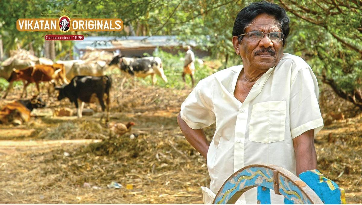 இயக்குநர் பாரதிராஜா