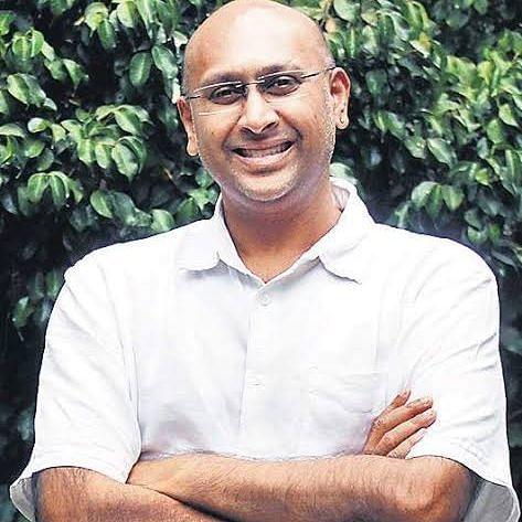 Cloud kitchen Expert Nikhil Moturi