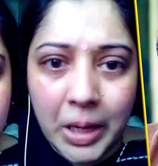 நடிகை விஜயலட்சுமி