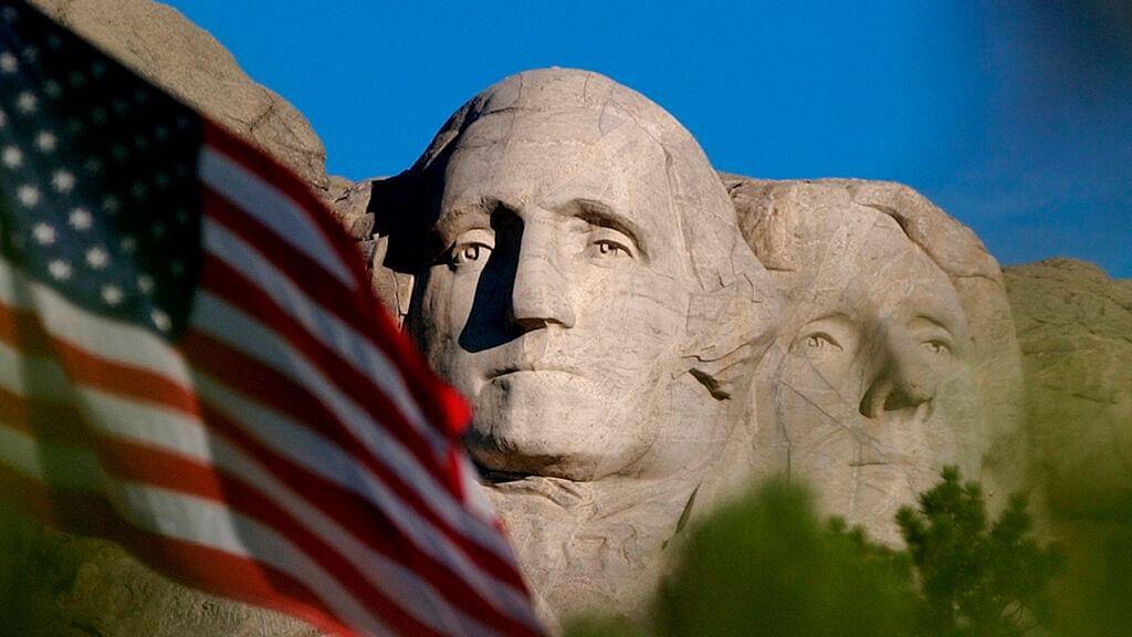 Mt. Rushmore National Memorial, US