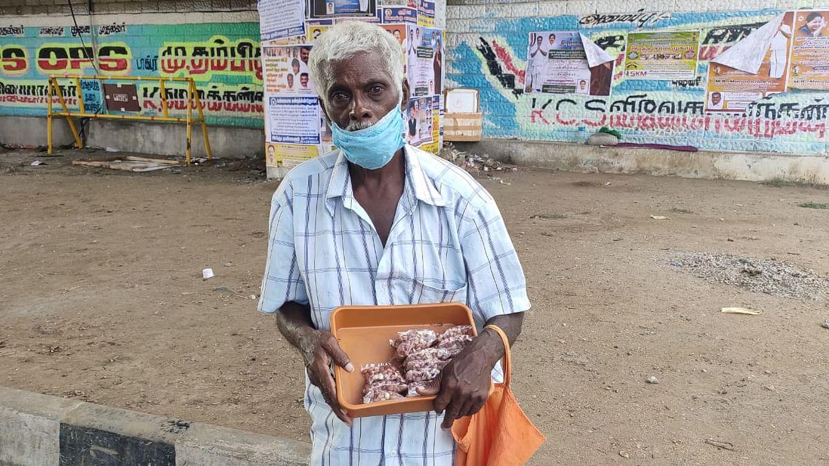 சுந்தர்ராஜின் கடலை வியாபாரம்