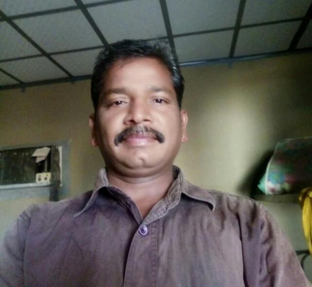 உயிரிழந்த பாலகிருஷ்ணன்