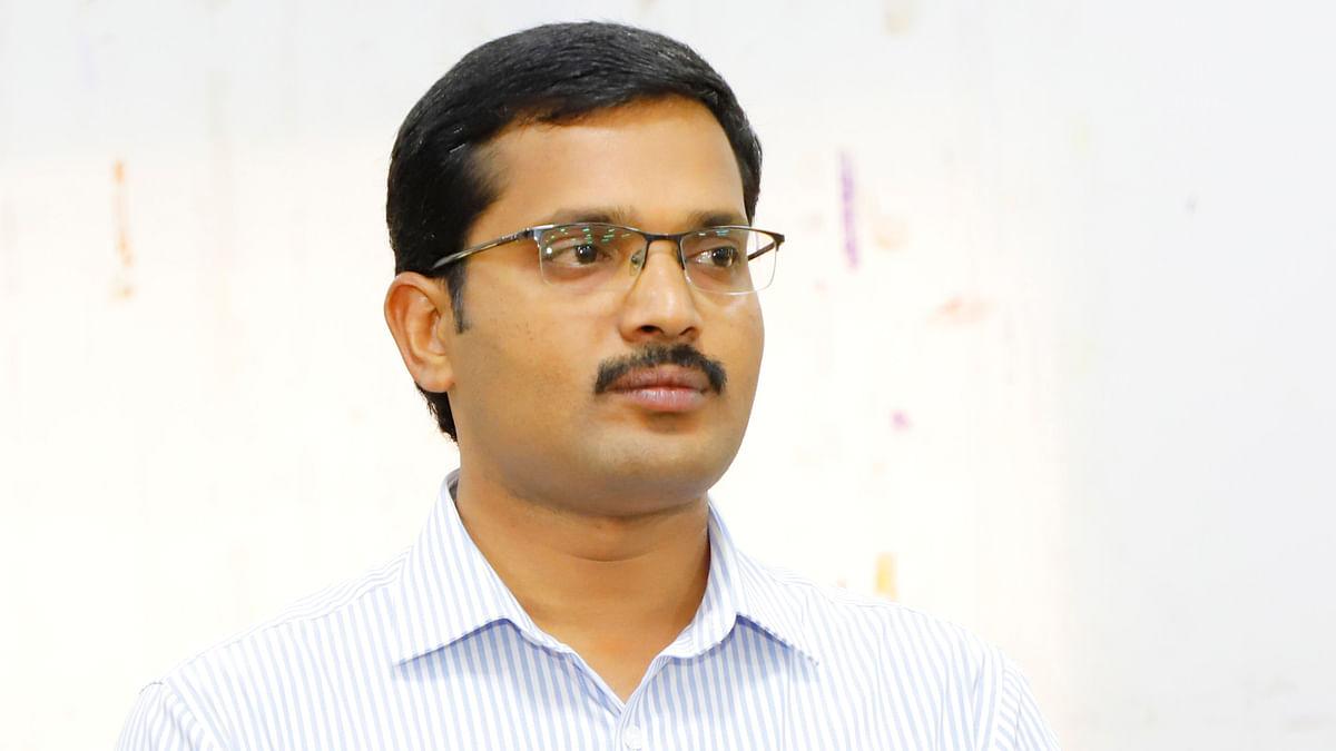 தஞ்சை மாவட்ட ஆட்சியர் கோவிந்தராவ்