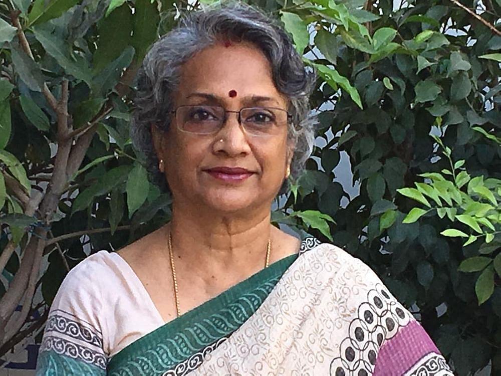 உளவியல் ஆலோசகர் சரஸ் பாஸ்கர்