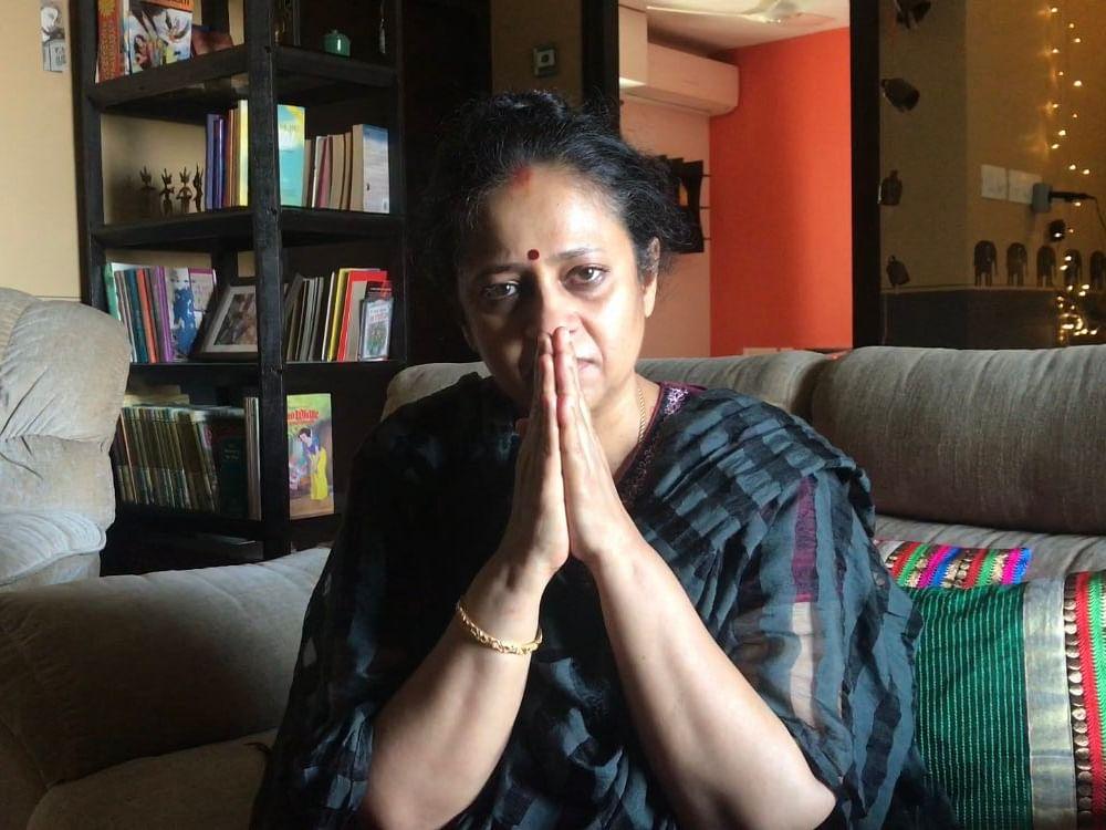 """``விஜயலட்சுமியைப் பார்த்தா கஷ்டமா இருக்கு... ஆனா, சீமான் ஃபாலோயர்ஸ்?!"""" - லட்சுமி ராமகிருஷ்ணன்"""