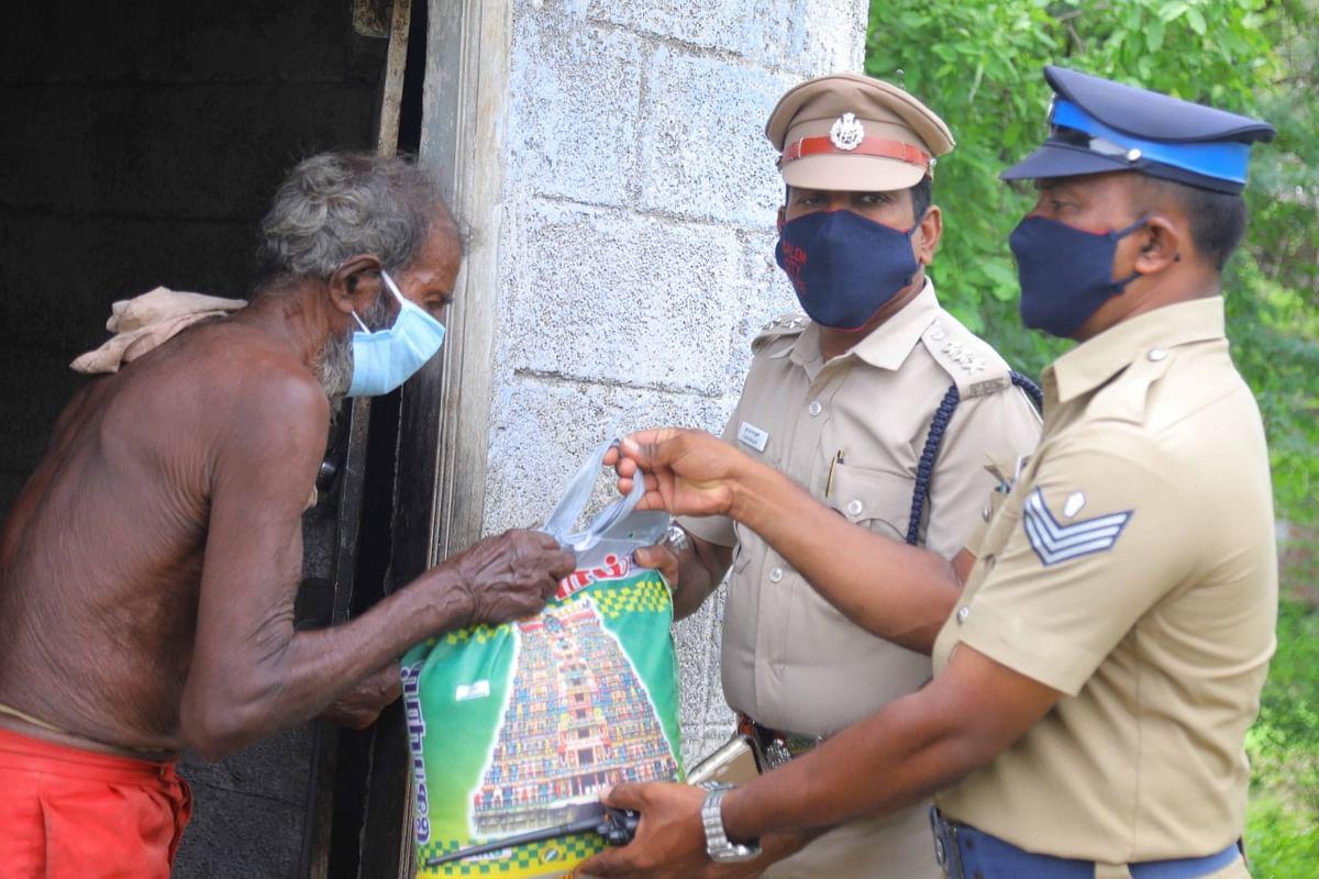 காவல் உதவி ஆணையாளர் நாகராஜன்