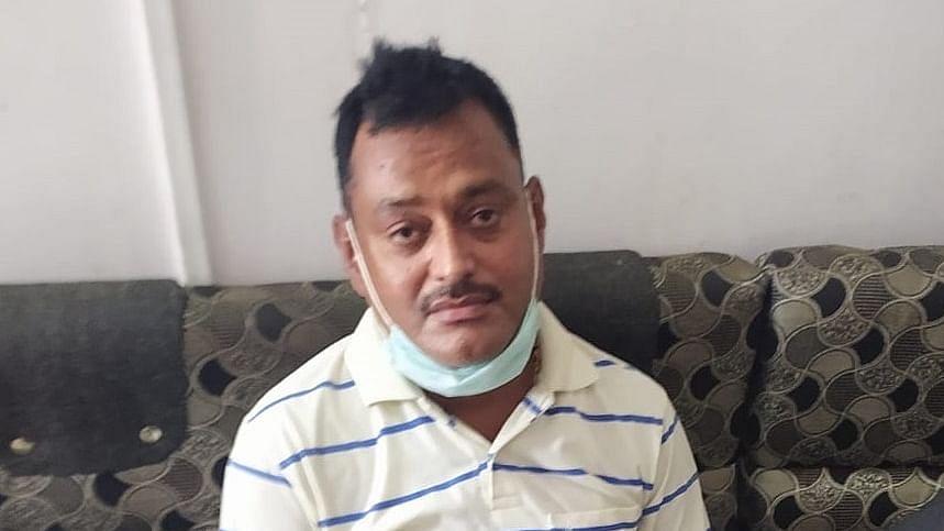 விகாஸ் துபே