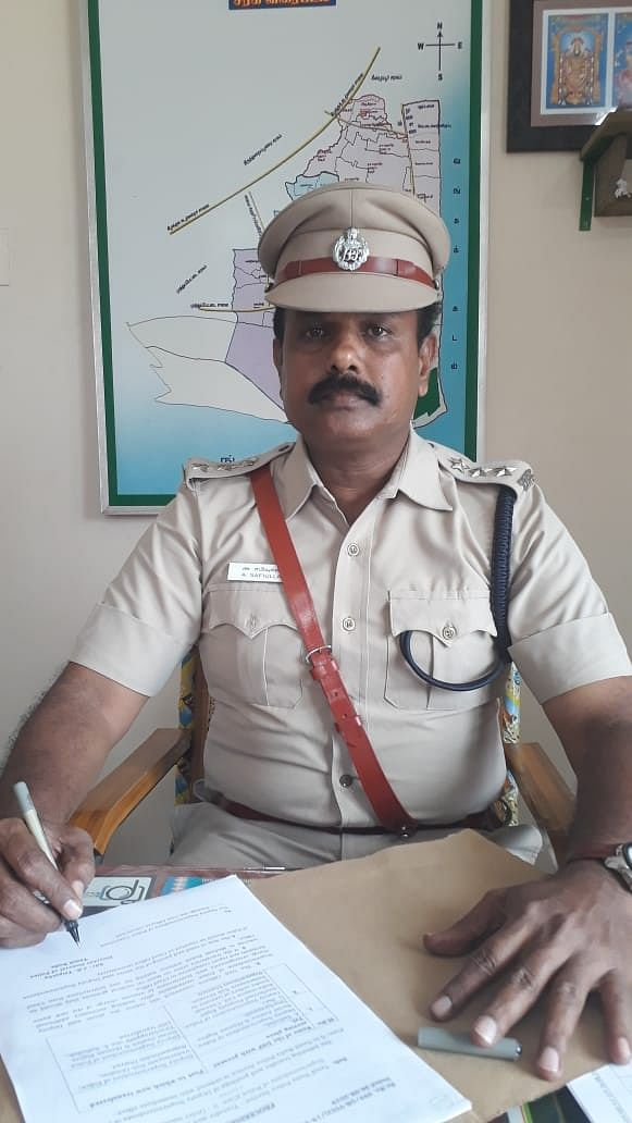 டி.எஸ்.பி.சபியுல்லா