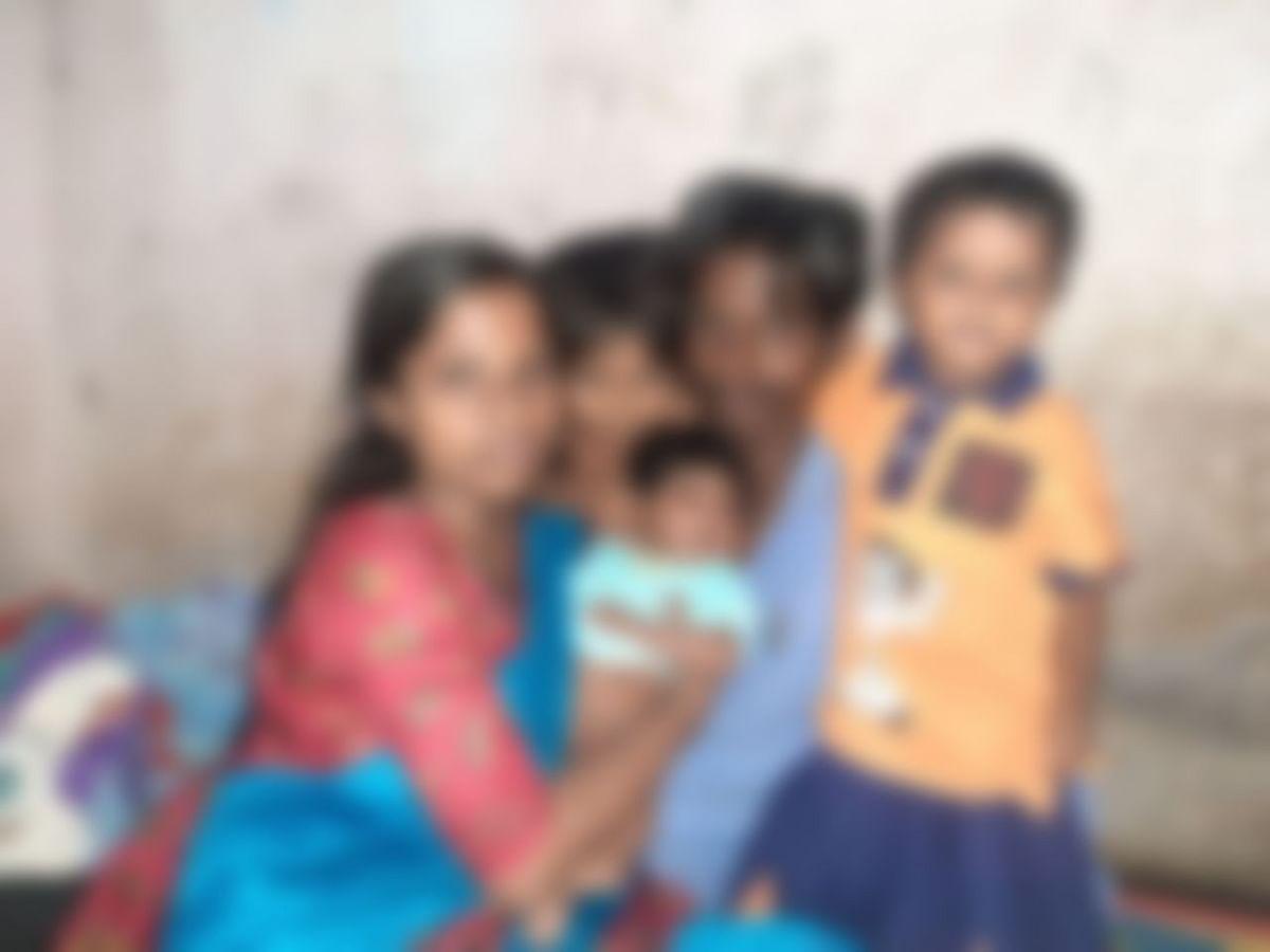 சென்னை: `8 மாத குழந்தை; ட்ரோன் மூலம் தேடிய காவல்துறை!' - சோகத்தில் மூழ்கிய குடும்பம்