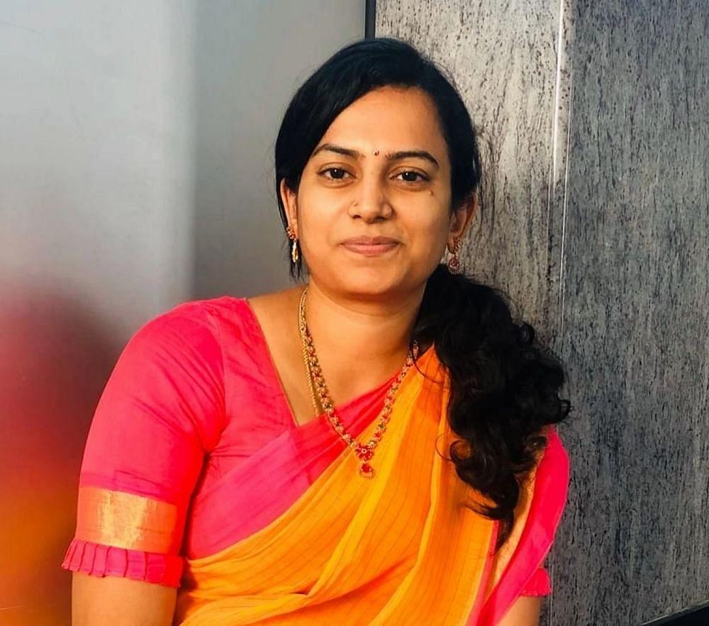 Psychologist Sindhu Menaka
