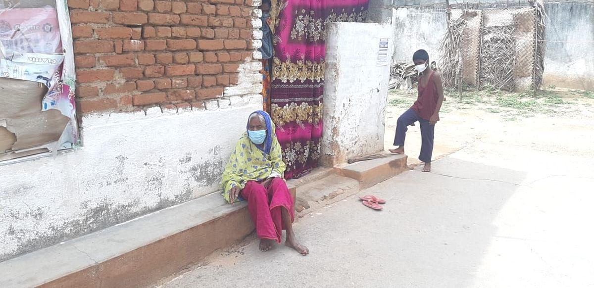 103 வயது மூதாட்டி ஹமிதாபீ