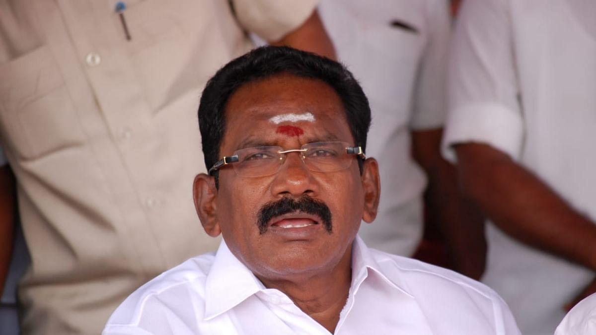 செல்லூர் ராஜு