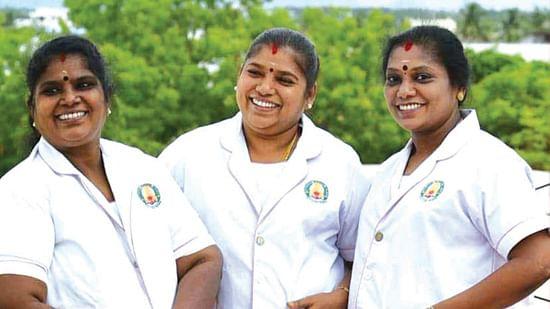 தவமணி, முத்துமீனா, அமுதா