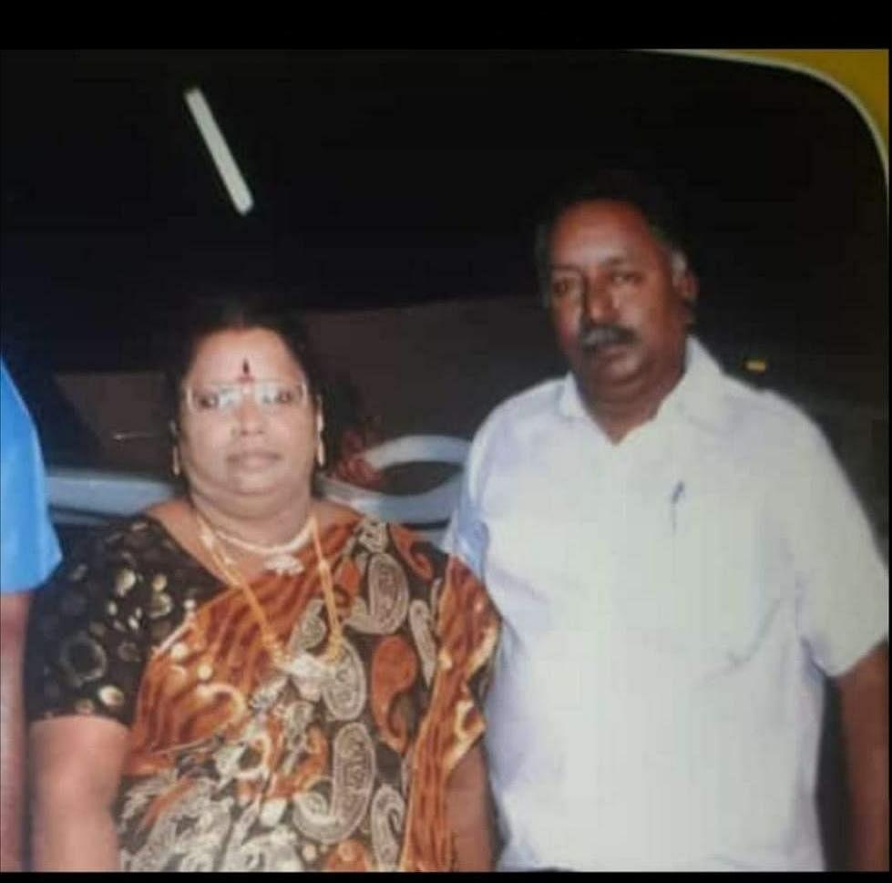 பிரகதாம்பாள் - பாலகிருஷ்ணன்