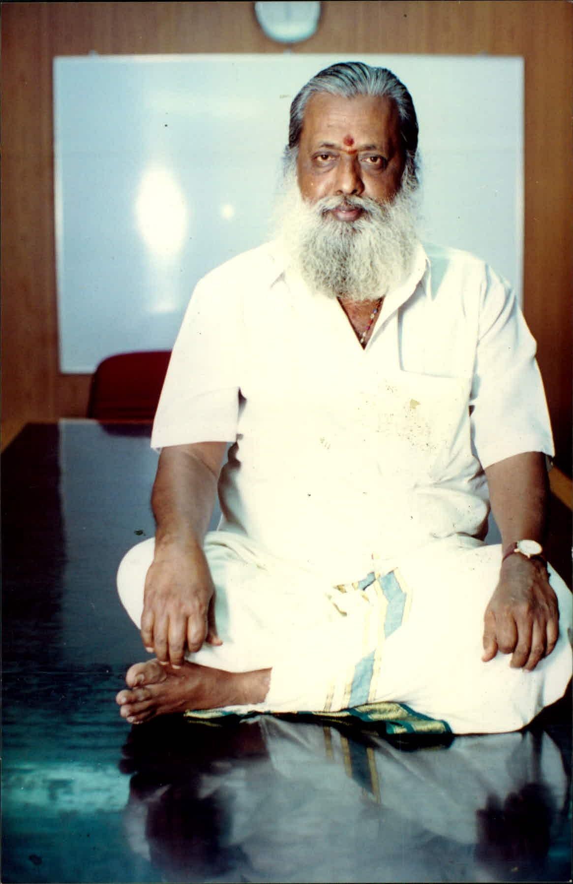 எழுத்துச் சித்தர் பாலகுமாரன்