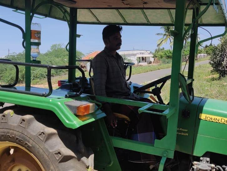 `டெத் சர்ட்டிபிகேட் கொடு லோனை முடிச்சுக்கலாம்!' - ஃபைனான்ஸ் நிறுவனம் மீது விவசாயி புகார்