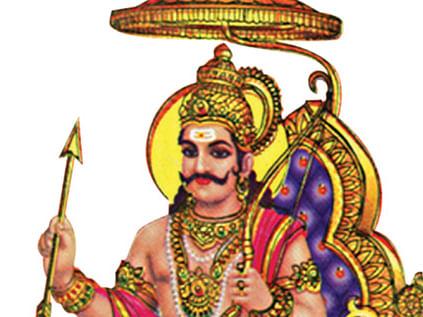 சந்தோஷம் அருள்வார் சனிபகவான்!