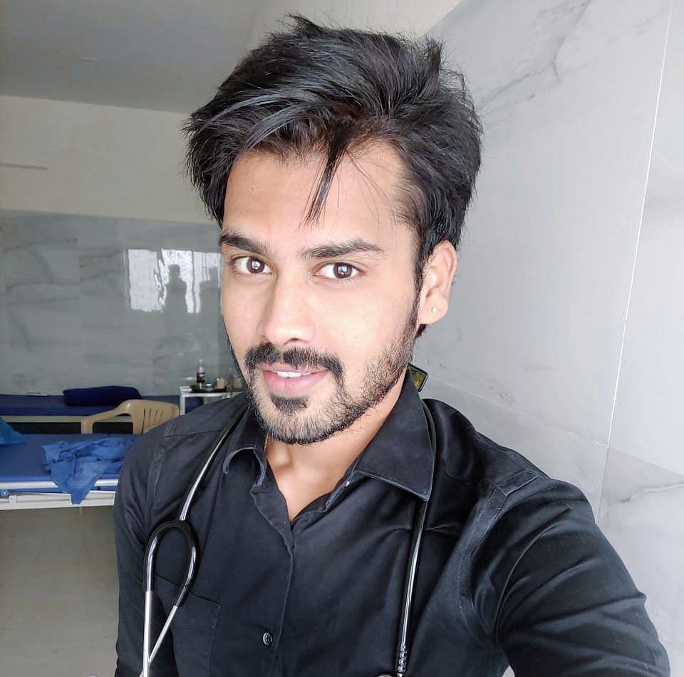 மருத்துவர் அரவிந்த ராஜ்